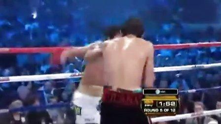 帕奎奥 VS 安东尼奥 马加里托(2010年11月14日)