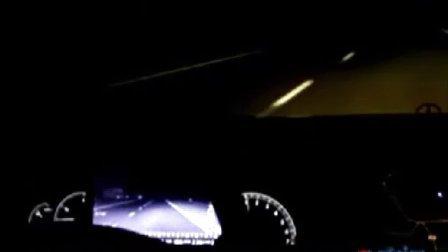 奔驰汽车夜间行车的安全科技