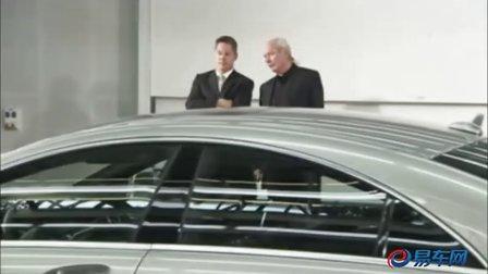 2012款梅赛德斯奔驰CLS设计研发花絮视频