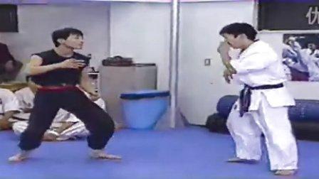 极真空手道VS中国古拳法(伪)