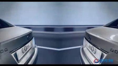 精英本色 绚丽人生 奔驰C180K上市广告