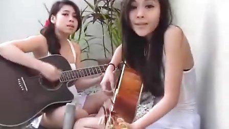 ❤猪猪❤ 菲律宾美眉翻唱Baby by Justin Bieber