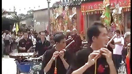 2010程洋岗9月10锣鼓巡游