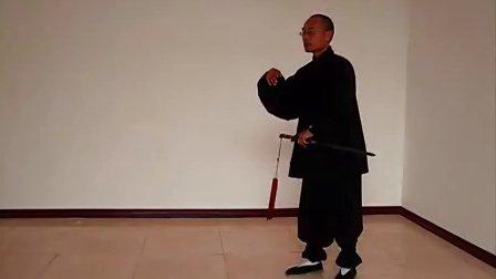 传统杨氏太极剑51式教学详解5    永年李占英
