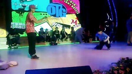 云南11月20 OTG hiphop16进8 battle