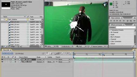 videocopilot经典AE入门教程 04 - Keying — Transparency