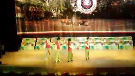 培正121周年校庆街舞表演