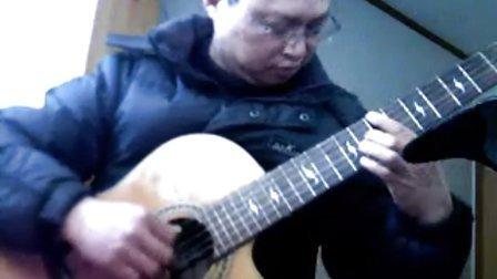 人们的梦 吴强 缺角吉他独奏曲 完整版 新编