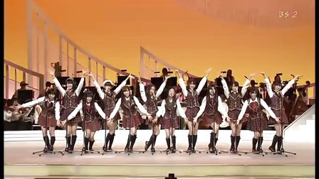 101030 AKB48 BS 永遠の音楽 叙情歌大全集2010