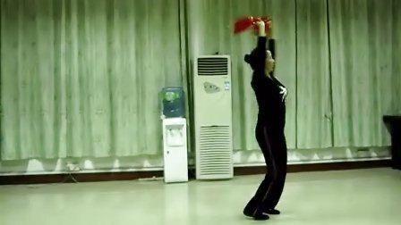 舞蹈-红红的日子