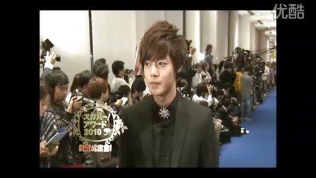 20101110 Sky Perfect Award