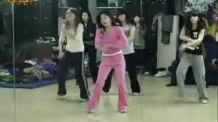 韩国舞蹈教学 幻境 (05年1月19日版)