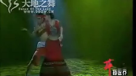 杨丽萍《两棵树》