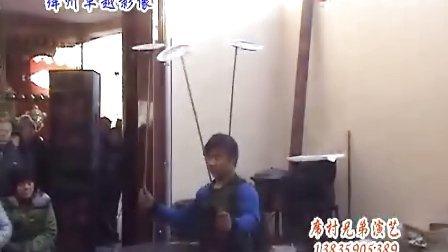 绛州网络电视台新绛县席村兄弟演艺:鸳鸯转盘