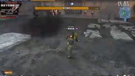 [洛奇英雄传]新手双剑单刷血领主简单模式