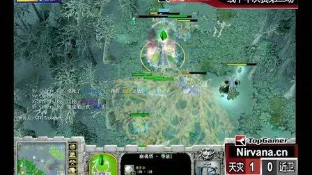 TopGamer Dota联赛线下半决赛 Nirvana.cn VS DK 第2局