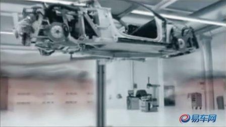 超级跑车奥迪R8梦幻组装全过程