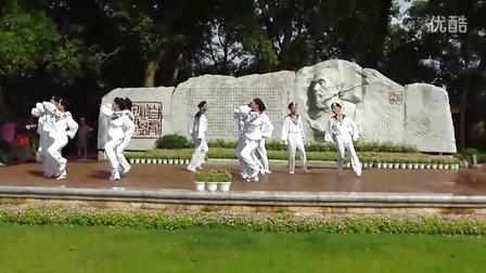 桂林市长青艺术团排练花絮
