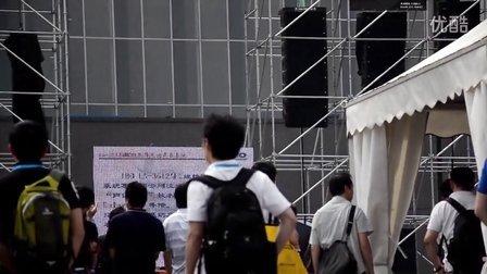 【炫动商演】北京国际灯光音响博览会 线阵PK 声扬音响 lax等租赁