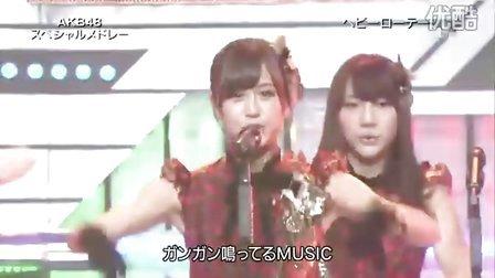 101215-AKB48 ベストアーティスト2010