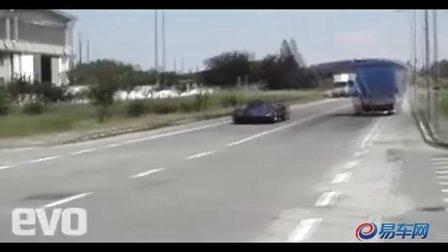 街头详拍帕加尼Zonda C12S