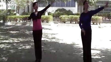博白民族舞蹈.沂蒙颂