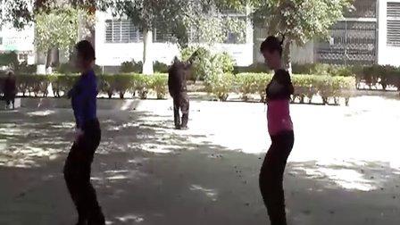 博白民族舞蹈.草原上的卓玛