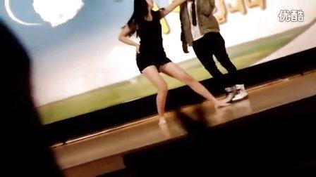 [靓点着迷] JS Hyunseung  HyunA - Trouble Maker 舞蹈
