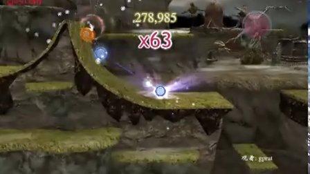 《创造》游戏10-10只用一个弹弹桶完美爆分