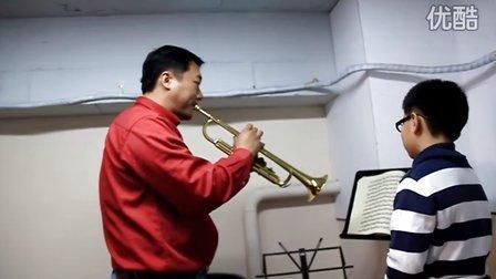 阿尔班教程p46-7音阶练习