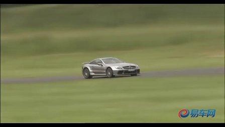 梅赛德斯奔驰SL65 AMG双涡轮海外测试