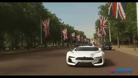 伦敦街头惊现雪铁龙GT 车友纷纷拍摄留念