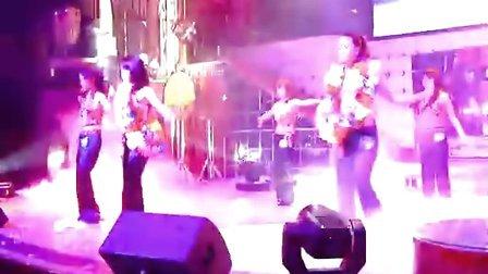 队员跳舞视频