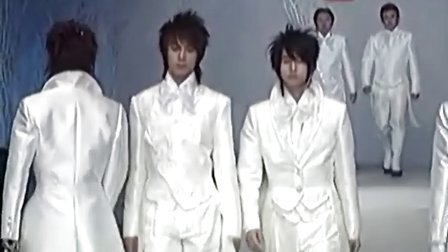 20061117 Mnet Not Cut Story Andre Fashion Show 4