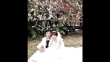 我的结婚照