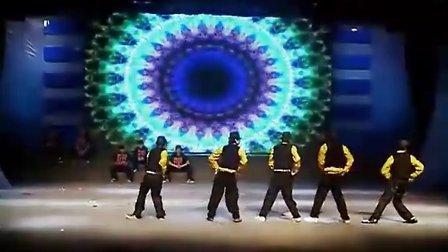 重庆街舞TOPKING(TK)舞蹈传媒POPPIN机械舞演出视频