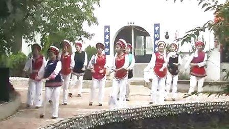 白族广场舞 印度新娘