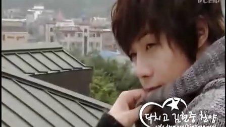 金賢重Kim Hyun Joong 2011日本年歷拍攝花絮I