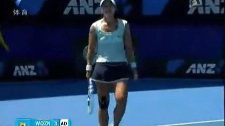 李娜力挽狂澜救赛点逆转NO.1 创历史进澳网决赛