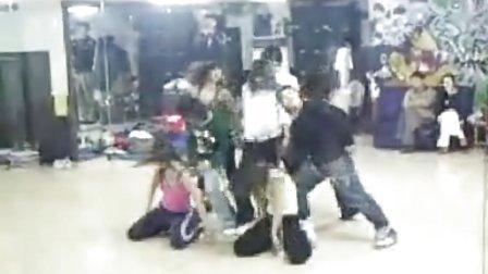 Honey  韩国舞蹈教学