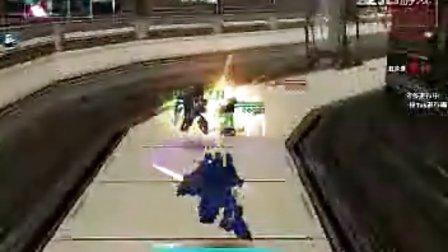 SD敢达·蓝色命运战斗整合视频