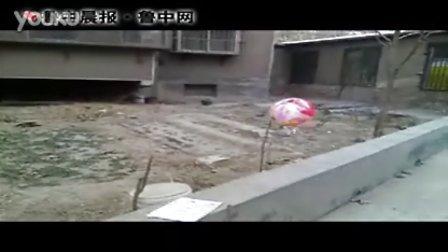 氢气球爆炸视频