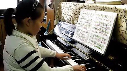巴赫三部创意曲 No:04