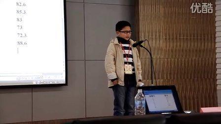 佳音英语演讲比赛2010-11-28