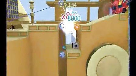 《创造》只用一个弹弹桶创99连击爆分999999