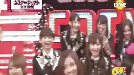 ■Mちゃんねる■AKB48 「CDTV年越しプレミアライブ2010→2011」②