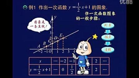人教新课标版 初二数学上26