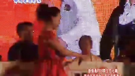 新绛县2010年第七届国庆广场文化周青少年活动中心专场演出:美术作品展示