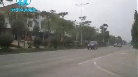 三塘科三路考 路况视频