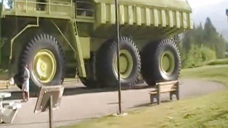 史上最大卡车TITAN